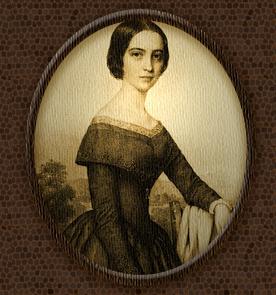 1828. december 29-én született SZENDREY JÚLIA