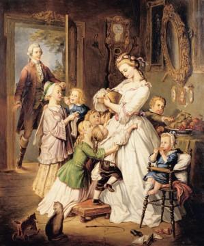 """1753. január 11-én született CHARLOTTE BUFF, az a német nő, akiről Goethe Lotte alakját mintázta """"Az ifjú Werther szenvedései"""" című művében"""
