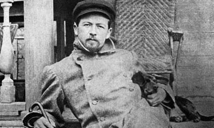 1860. január 29-én született ANTON PAVLOVICS CSEHOV orosz író, drámaíró, orvos