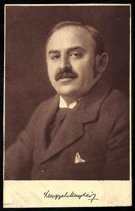 1880. január 12-én született LENGYEL MENYHÉRT író, publicista, színműíró, forgatókönyvíró