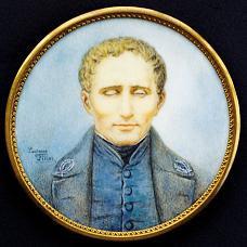 1809. január 4-én született LOUIS BRAILLE vak francia pedagógus, feltaláló, a vakok által használt írás, azaz a róla elnevezett Braille-írás létrehozója