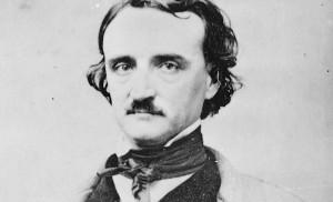 Edgar Allan Poe (1809. január 19. – 1849. október 7.)