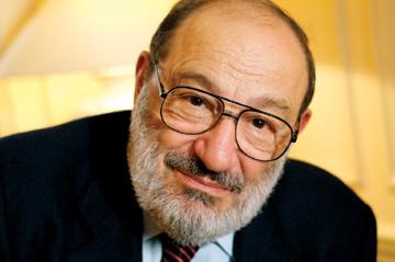 1932. január 5-én született UMBERTO ECO olasz író, tudós, sokak szerint a modern európai kultúra egyik nagy tréfamestere