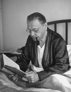 William Somerset Maugham (1944)