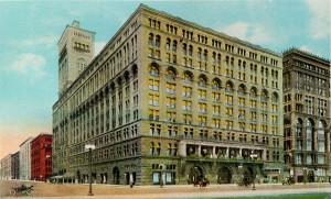 A chicagoi Auditorium