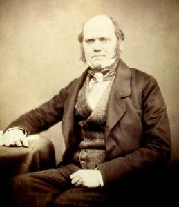 Charles Darwin 1855.