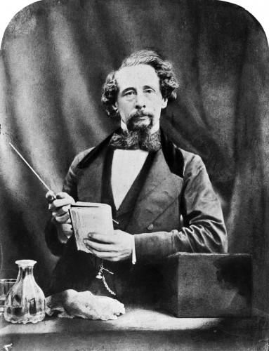 1812. február 7-én született CHARLES DICKENS angol író