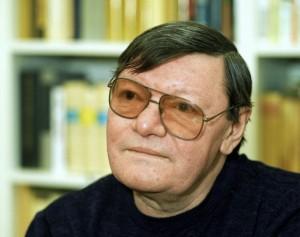 Gion Nándor (Szenttamás, 1941. február 1. – Szeged, 2002. augusztus 27.)