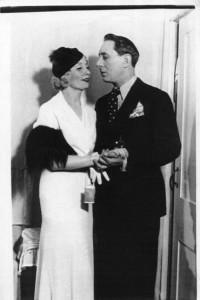 Eisemann Mihály: Egy csók és más semmi. Honthy Hanna és Törzs Jenő (Magyar Színház, 1933)