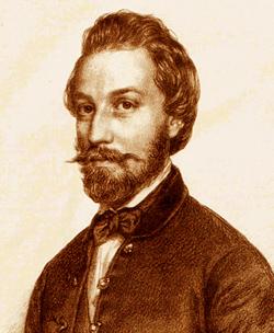 """1825. február 18-án született JÓKAI MÓR író, a """"nagy mesemondó"""", országgyűlési képviselő, főrendiházi tag"""