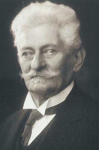 1860. február 5-én született KNER IZIDOR kiadó, a magyar nyomdászat és könyvkötészet kiemelkedő személyisége