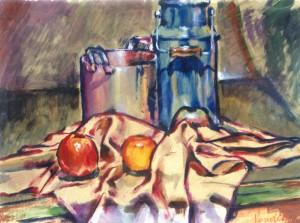 Csendélet almákkal (1949)