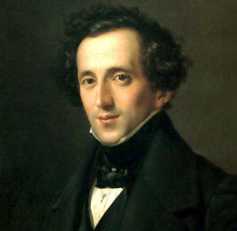 1809. február 3-án született MENDELSSOHN