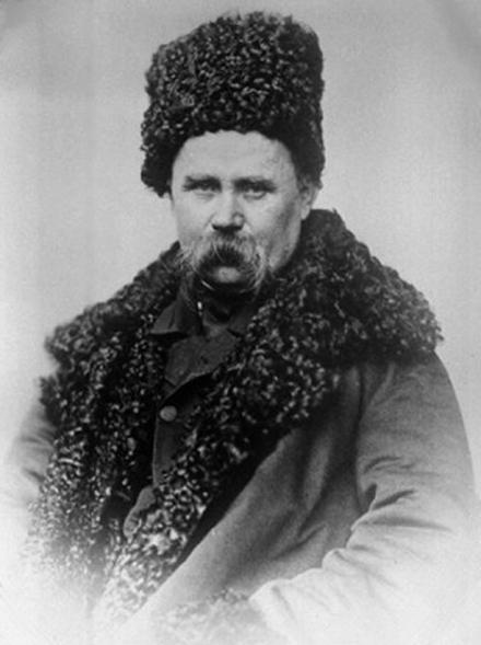 1814. március 9-én született TARASZ SEVCSENKO ukrán költő, prózaíró, festő, grafikus és humanista