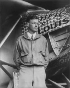 Charles Lindbergh (1927)
