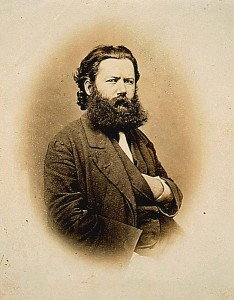 Henrik Ibsen (1864)