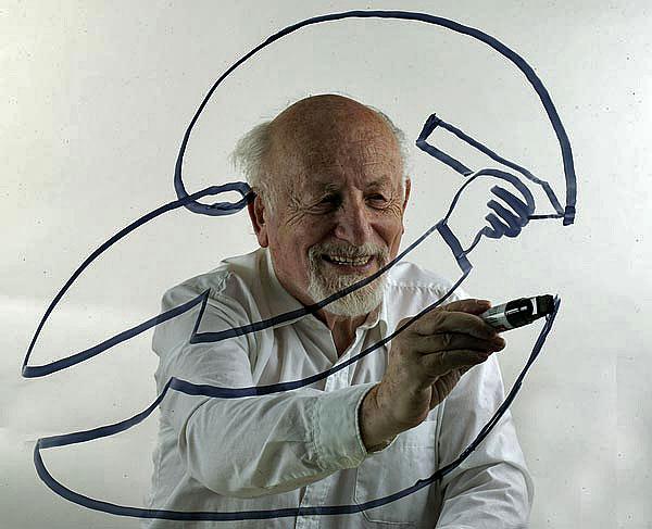 1921. március 3-án született KAJÁN TIBOR grafikus, karikaturista