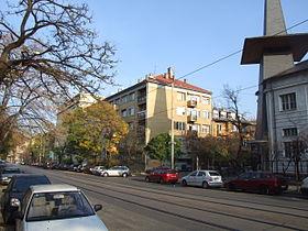 Élete utolsó éveit ebben a - Németvölgyi - Böszörményi út, Beethoven (akkor Gaál) utca sarkán álló házban töltötte.