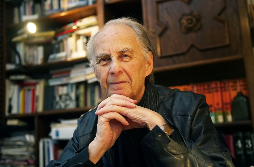 1930. március 11-én született SÁNDOR IVÁN író, kritikus, esztéta