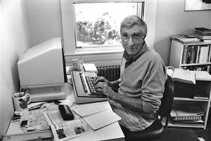 John Updike Beverly Farms, Massachusetts (1987)