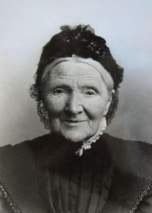 Anna Cornelia van Gogh-Carbentus (1819 - 1907) Vincent van Gogh édesanyja