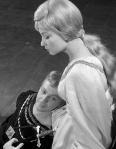 Gábor Miklós és Vass Éva Hamlet, Madách Színház