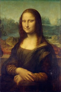 Mona Lisa (1503-1506) Franciaország, Párizs, Louvre