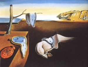 Az emlékezet állandósága (1931.) Kiállítóhely: Museum of Modern Art Irányzat: Szürrealizmus