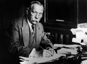 Sir Arthur Conan Doyle (1925)