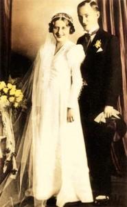 Dsida Jenő és Imbery Melinda (1937)