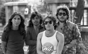 LGT együttes 1976-ban: Karácsony János, Somló Tamás, Laux József, Presser Gábor