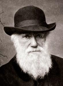 Charles Darwin (1809. február 12. – 1882. április 19.) angol természettudós, az evolúcióelmélet kidolgozója (1881)
