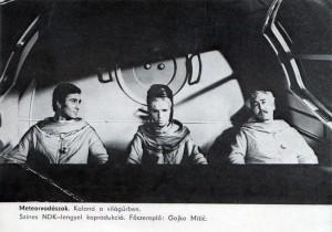 Gojko Mitić nemcsak indiánfilmekben szerepelt