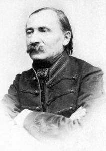 Kriza János (Nagyajta, 1811. június 28. – Kolozsvár, 1875. március 26.)