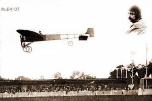 Louis Blériot budapesti bemutatója