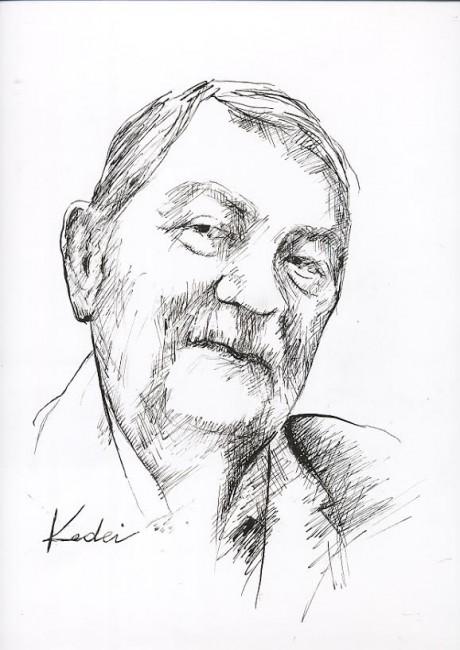 Cseke Gábor költő, író, újságíró