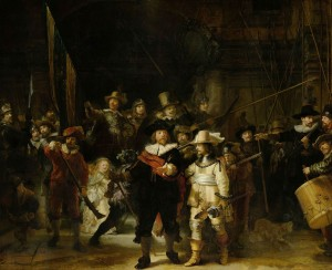 Éjjeli őrjárat (1642)