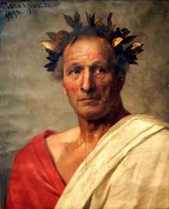 Julius Caesar (Clara Grosch festménye) 1892