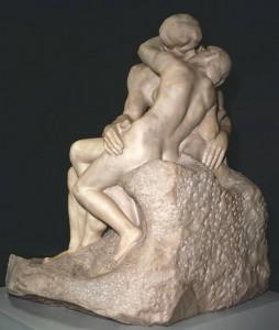 Auguste Rodin: Csók (1901-1904)