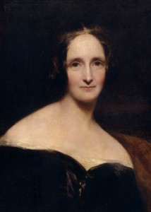 Mary Shelley (Richard Rothwell festménye, 1840)