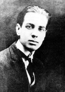 Jorge Luis Borges (1921.)