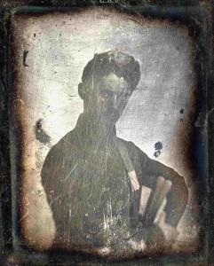Petőfi Sándorról készült egyetlen fénykép (dagerrotípia, 1844)