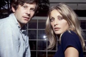 Roman Polanski és Sharon Tate filmszínésznő