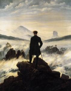 Vándor a ködtenger felett (1818 körül)