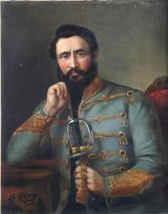 Ormai Norbert (Barabás Miklós festménye)
