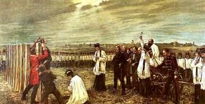 Thorma János: Az aradi vértanúk (Thorma János Múzeum, Kiskunhalas) olaj, vászon