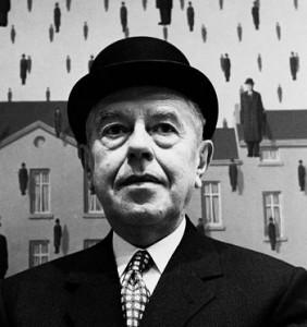 René François Ghislain Magritte (Lessines, Belgium, 1898. november 21. – Brüsszel, 1967. augusztus 15.) belga szürrealista festőművész