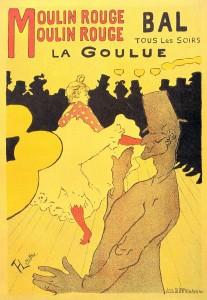 La Goulue a Moulin Rouge-ban (1891)