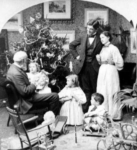 Családi karácsony (1897)