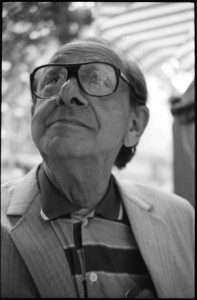 KOLOZSVÁRI GRANDPIERRE EMIL (Kolozsvár, 1907. január 15. – Budapest, 1992. május 11.) Budapesten 1989-ben
